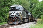 Norfolk Southern on the Indiana Southern